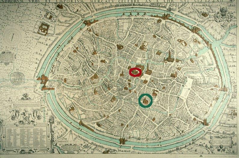 Gheerhaerts Map